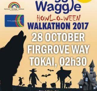 Wiggle Waggle Howl-O'-Ween Walkathon