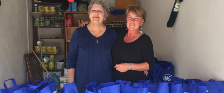 Christmas Hampers for the Elderly in Need